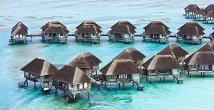domki na wodzie
